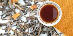 Mélanges de thé Pu'erh