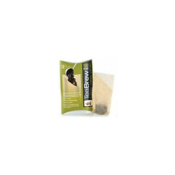 Tea Brew Filter Bags, 100 pcs