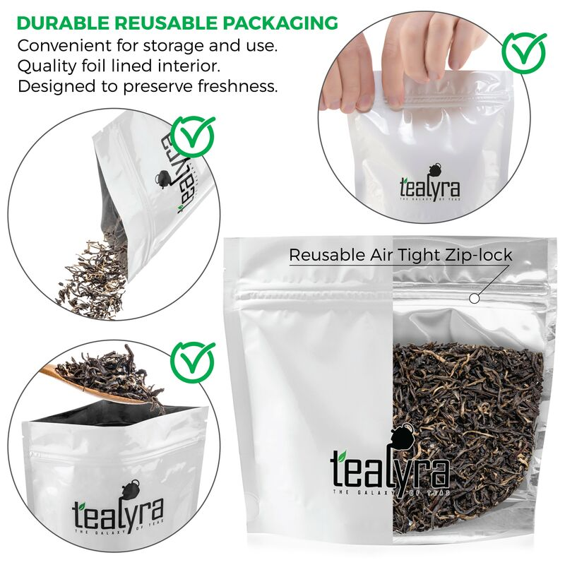 Vietnamese organic tea
