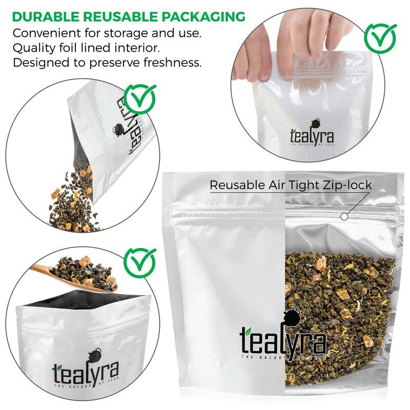 mountain tea oolong
