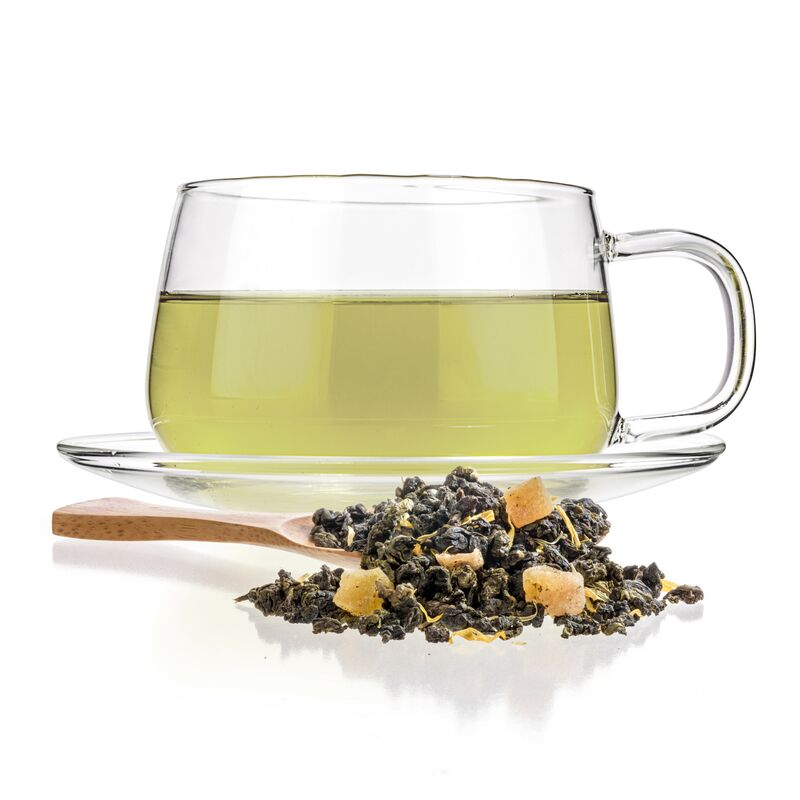 oolong tea with ginseng