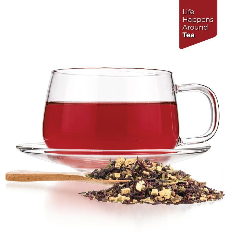 Mélange de thé détox