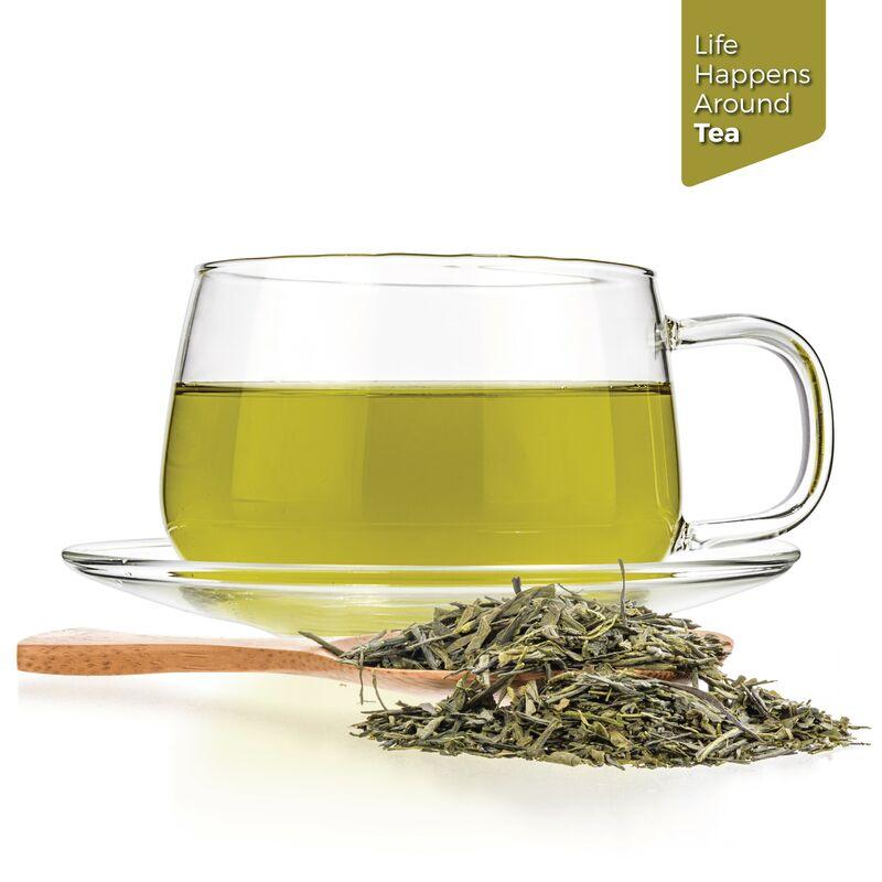 thé en poudre japonais